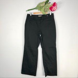 Loft | Black Julie Fit Bootcut Dress Pant SZ 12